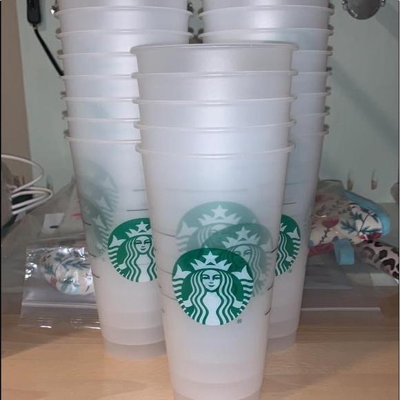 Starbucks Reuseable Venti Cold Tumbler
